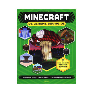 Boek Minecraft De Ultieme Bouwgids