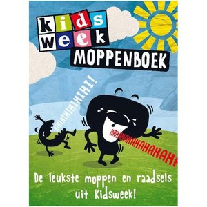 Kidsweek Moppenboek Deel 1