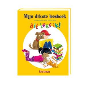 Boek AVI M3 Mijn Dikste Leesboek Dit Lees Ik!