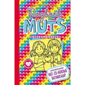 Boek Dagboek Van Een Muts Deel 12 Liefdeskriebels