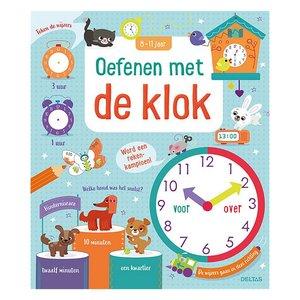 Deltas Boek Oefenen met de Klok
