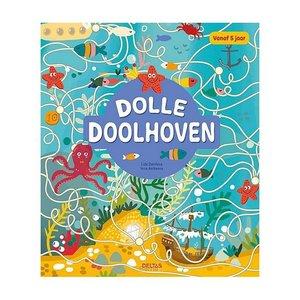 Deltas Boek Dolle Doolhoven