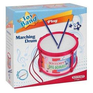 Bontempi Toy Band Trommel met 2 Drumstokken