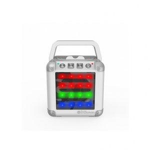 IDance Cube Mini 2 Bluetooth Speaker Wit