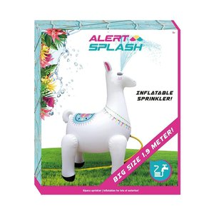 Alert Splash Opblaasbare Alpaca Sproeier 190x160x80 cm