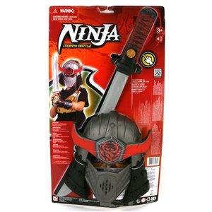 Ninja Gevecht Speelset met Geluid