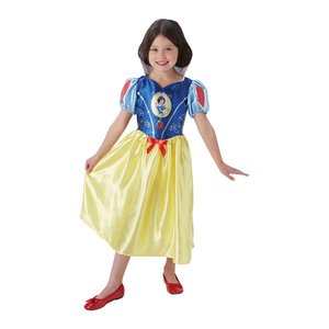 Disney Princess Sneeuwwitje Verkleedjurk 5-6 Jaar
