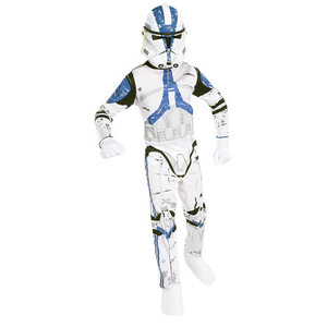 Star Wars Clone Trooper Verkleedset Maat L 140 9-11 Jaar