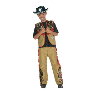 Verkleedset Cowboy Maat 116