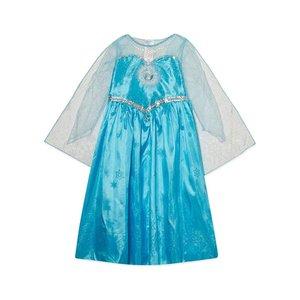 Disney Frozen Elsa Verkleedjurk Maat L Blauw