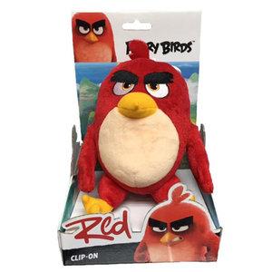 Angry Birds Sleutelhanger Plush 9cm Assorti
