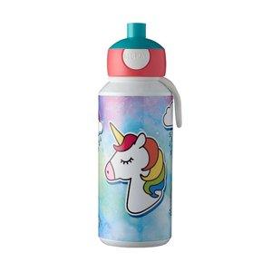Rosti Mepal Pop-Up Drinkfles Unicorn 400 ml