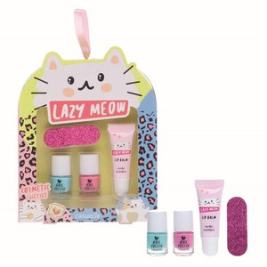 Casuelle Lazy Meow Make-Up Set