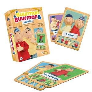 Just Games Buurman en Buurman Kwartet
