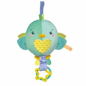 Clementoni Baby Knuffel Vogel Muziekdoosje