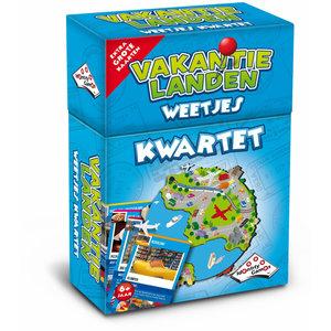 Identity Games Vakantielanden Weetjes Kwartet