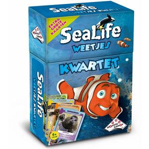 Identity Games Sealife Weetjes Kwartet