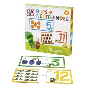 Bambolino Toys Rupsje Nooitgenoeg Telspel