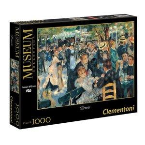 Clementoni Museum Collection Renoir Puzzel 1000 Stukjes