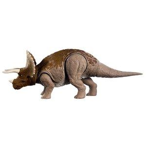 Mattel Jurasssic World Triceratops met Geluid
