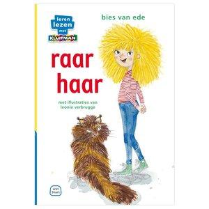 Boek AVI Start Leren Lezen met Kluitman Raar Haar