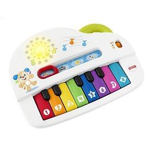 Fisher Price Leerplezier Puppy's Piano met Licht en Geluid