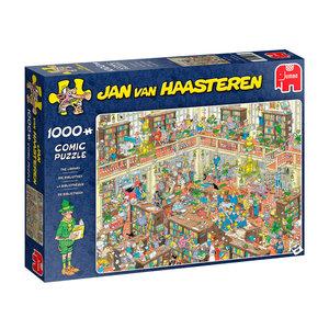 Jumbo Puzzel Jan Van Haasteren De Bibliotheek 1000 Stukjes