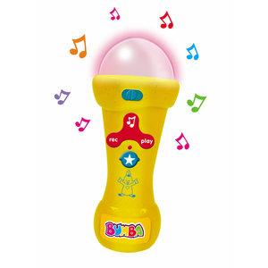 Bumba Eerste Microfoon