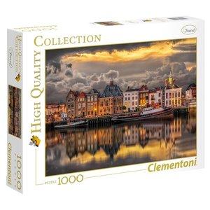 Clementoni High Quality Collection Puzzel Dutch Dreamworld 1000 Stukjes