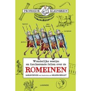 Boek Professor Kleinbrein Romeinen