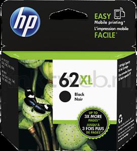 HP 62XL zwart (Huismerk (Remanufactured))
