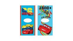 Cars Poncho Handdoek 50x100cm Assorti