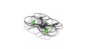 Jamara JAM-422039 RC Drone Motionfly G-Sensor Compass Turbo Flip + Verlichting Zwart/Groen