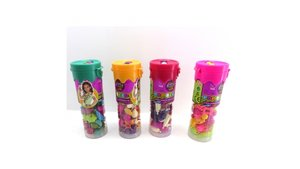 Girls Creator Rijgkralen Pop Beads in Koker 50 Stuks Assorti