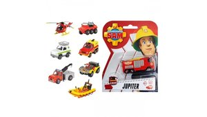 Brandweerman Sam Die-cast Assorti