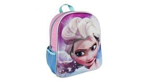 Disney Frozen 3D Rugzak 25x31x10 cm Roze/Blauw