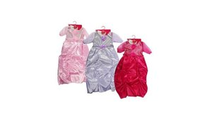 Slammer Prinsessen Glitter Jurk 3-6 jaar