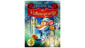 Boek Fantasia XII Het Vlammenravijn