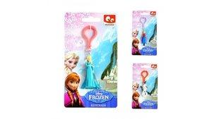 Disney Frozen 3D Sleutelhanger Assorti