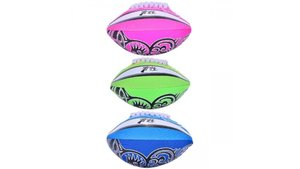 Tribe Neoprene Minibal Rugbyball Assorti