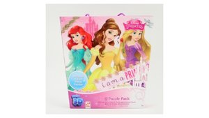 Disney Princess 4in1 3D Puzzel