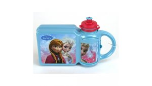 Disney Frozen Lunchbox en Drinkfles Set