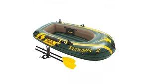 Intex Seahawk 2-Persoons Boot Set