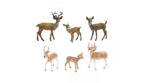 Newray Wild Life II Set van 3 Herten OF Reeën Assorti