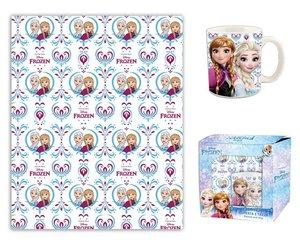 Disney Frozen - Cadeauset - Deken en Mok