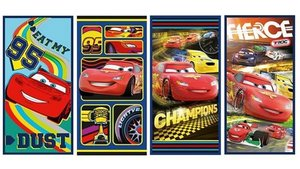 Disney Cars Badlaken 70x140 Assorti