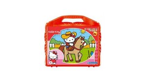 Clementoni Hello Kitty Blokpuzzel