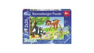 Ravensburger Puzzel Bambi En Zijn Vriendjes 2x24St