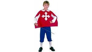 Clown Kinderkostuum Kruisridder 7-9 jaar