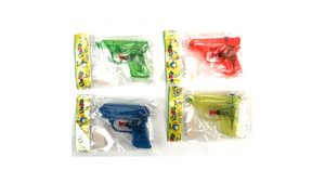 Waterpistool 10 cm Assorti